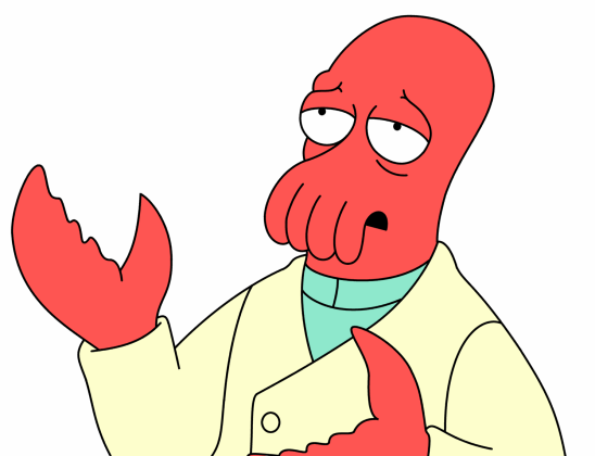 lent day 9 need a parable why not zoidberg nerdcore theology