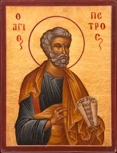saint peter icon