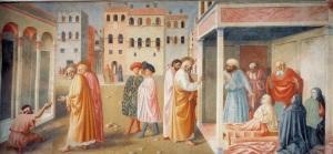 Masolino,_resurrezione_di_tabita_(full)