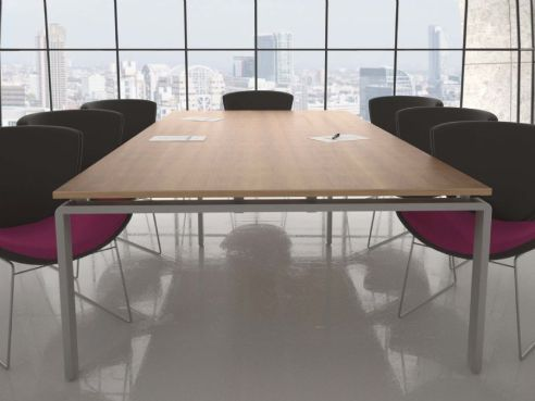 AURA BENCH MEETING TABLE