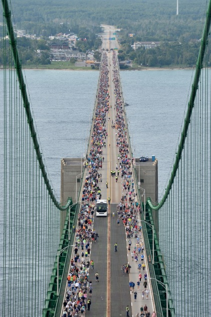 Mackinaw-Bridge-Walk-2018-from-south-tower-1
